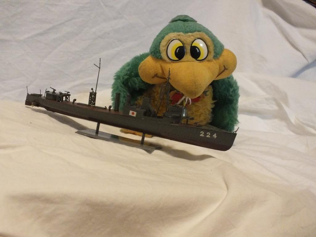日本海軍 第102号哨戒艇(スチュワート (DD-224)) 波乱な生涯を送った艦 ...