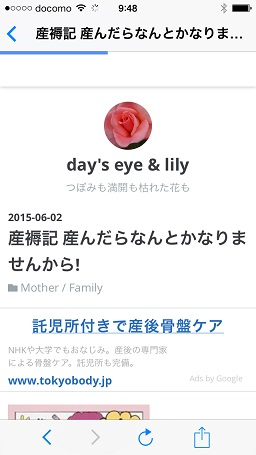 「産褥記」daisy_lily2.jpg