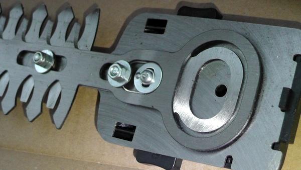 ヘッジトリマー用のロング刃