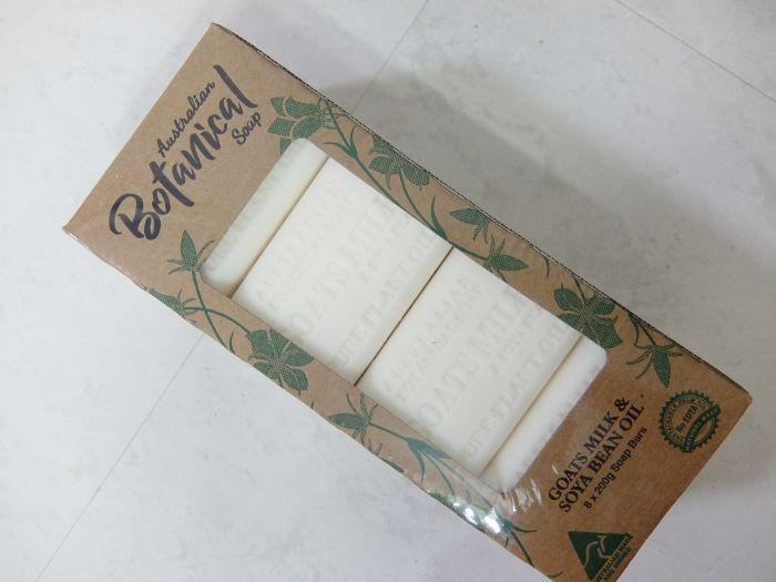 コストコ Botanical Bar Soap ボタニカル バーソープ オーストラリアン 円
