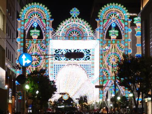 神戸ルミナリエa