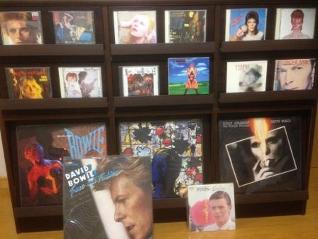 David Bowie collection.JPG