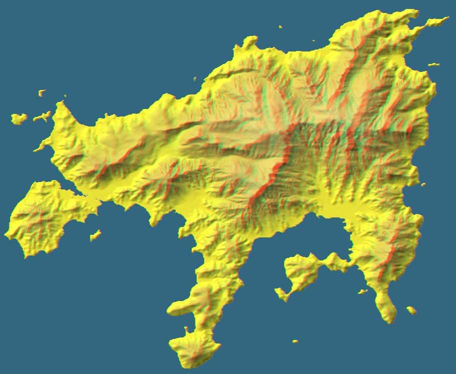 小豆島MAP地図