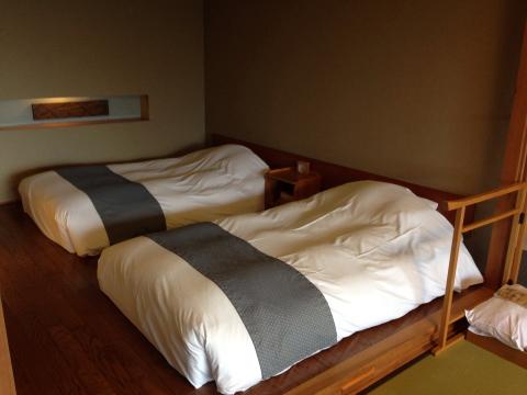 海舟_寝室