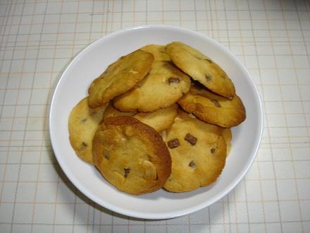 昭和味チョコチップクッキー