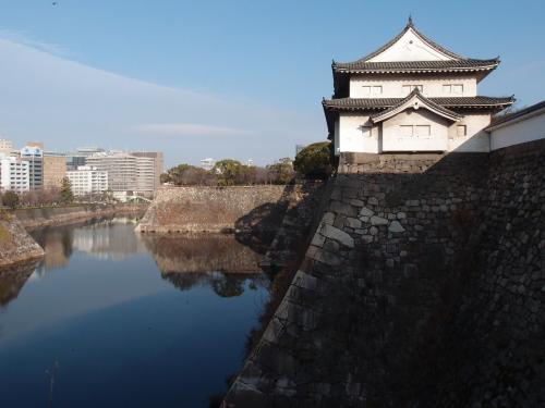 大阪城_高石垣