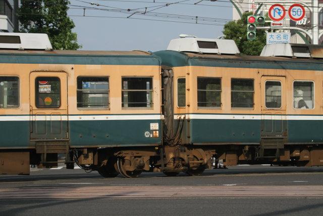 福井鉄道200形 路面を走る3
