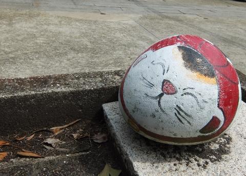 尾道 ロープウェイ 猫の細道 招き猫美術館
