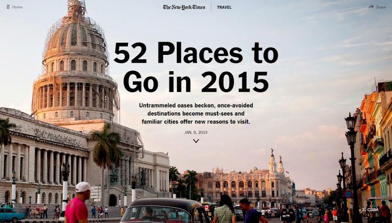 NY Times Travel