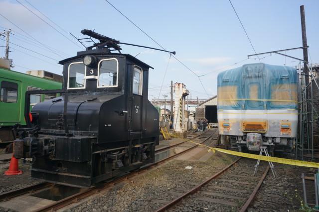 銚子電鉄仲ノ町駅&車庫4