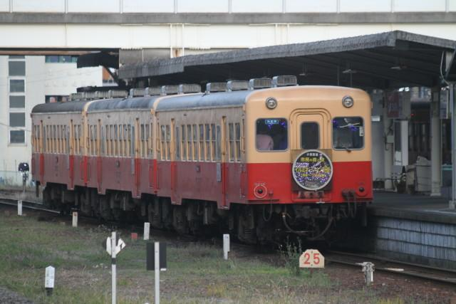 小湊鉄道 団臨 イルミネーション2