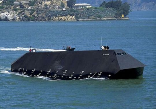 実験艦シーシャドウ