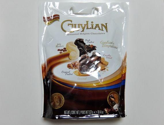 コストコで買った新商品のギリアンテンプテーション 1,178円 チョコレートのレポ