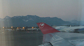 アラスカ空港