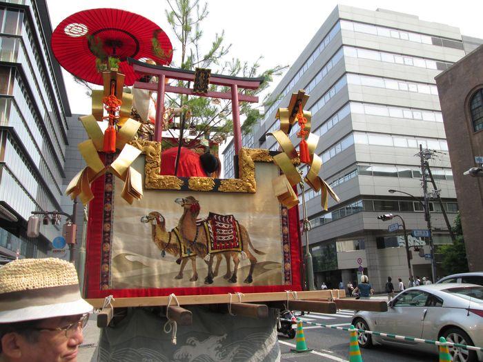パワースポット 京都 祇園祭 山鉾2