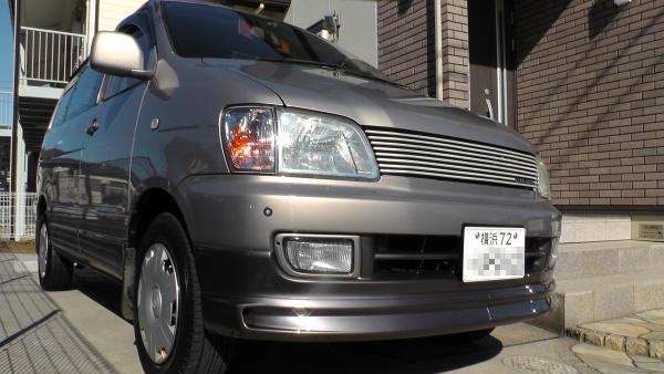 1996年製トヨタ・タウンエースノア