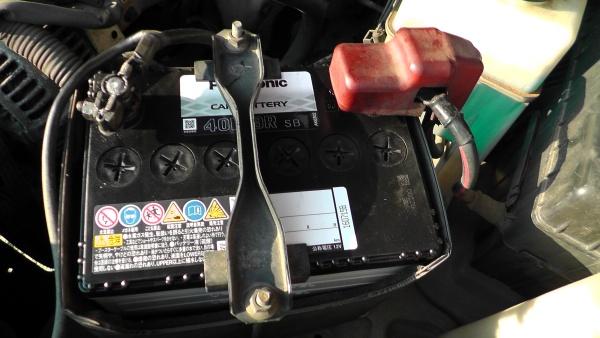 自動車バッテリー Panasonic N-40B19R/SB