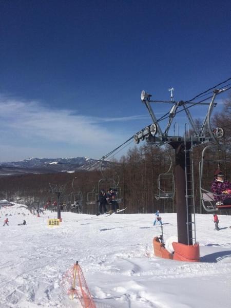 白樺湖2in1スキー場