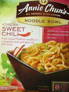 korean sweet chili