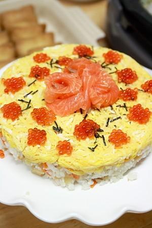 散らし寿司2012-3-3