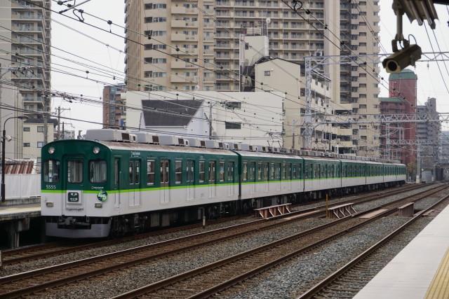 京阪電鉄 色々 マ-ク付き 2