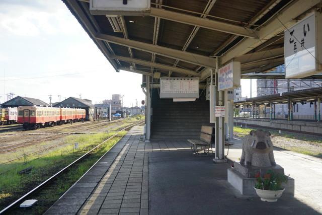 小湊鉄道 在りし日の五井跨線橋3