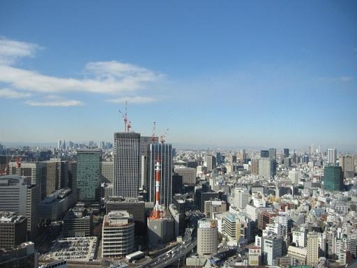 2012.2.3 マンダリンオリエンタルホテルより.JPG