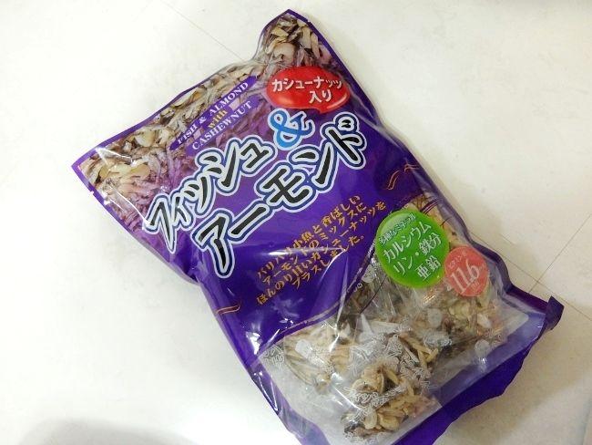 コストコ フィッシュ&アーモンド 998円