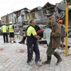NZ大地震