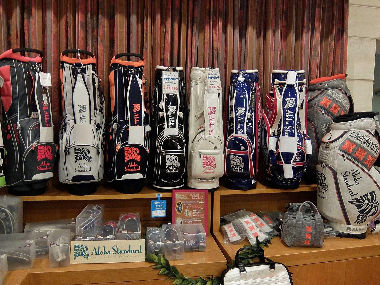 GoTo 南紀白浜ゴルフ倶楽部 和歌山 レポ ラウンド アロハスタンダード キャディバッグ セール