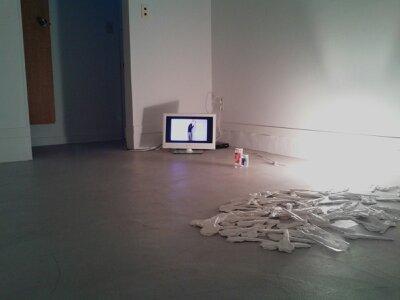 黄金町バザール2012・1の1スタジオ4