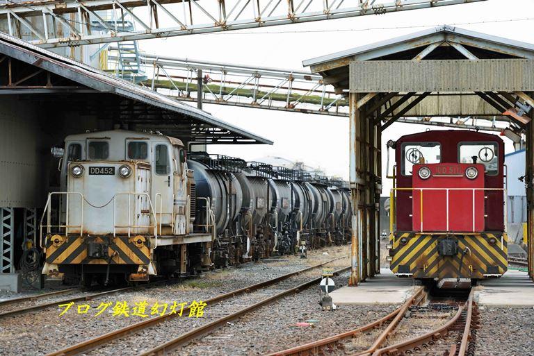 四日市・太平洋セメントの機関車たち