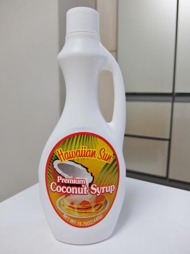 HAWAIIAN SUN ハワイアンサン ココナッツシロップ  お土産
