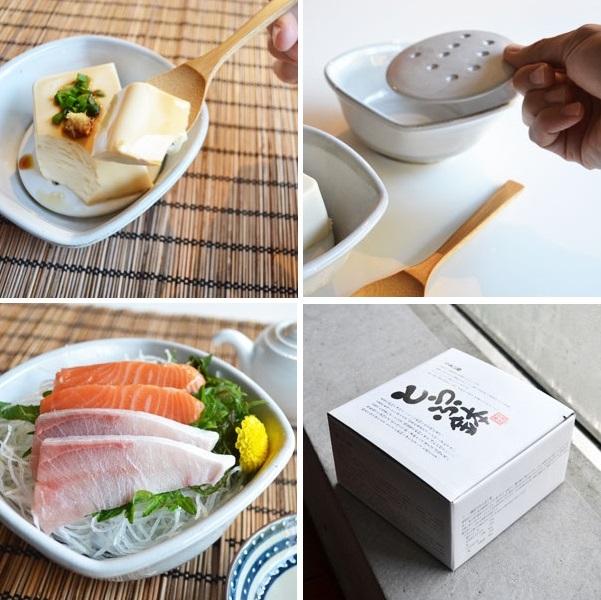 豆腐鉢 水切り