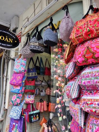 ハノイ ベトナム 雑貨 旧市街 買い物 土産