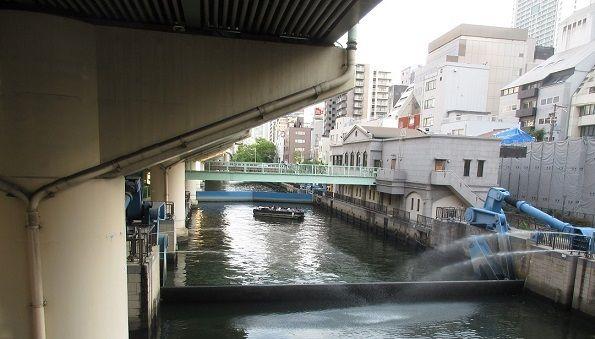 東横堀川水門:東横堀川 | おしゃれ手紙 - 楽天ブログ