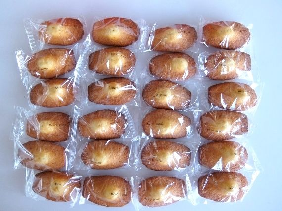 コストコ レポ ブログ マドレーヌ シトラス600G 498円 LA TRINITAINE ピュアバター