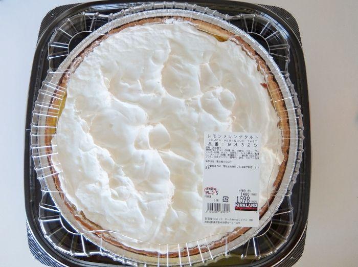 コストコ レモンメレンゲタルト 円 新商品 ケーキ