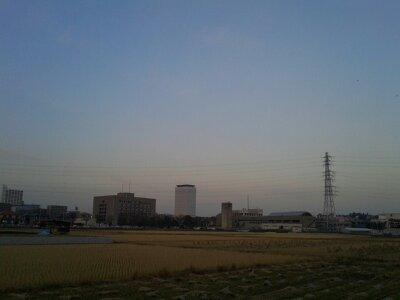 海老名風景2012年12月・10