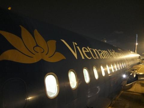 ベトナム航空 ホーチミン