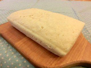 レンジで☆酒かす蒸しパン1