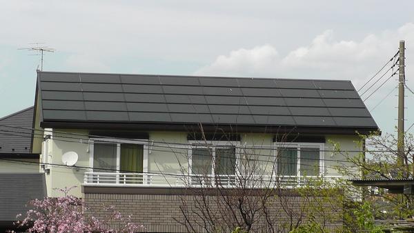 昭和シェルソーラー ソーラーフロンティア 太陽光発電パネル