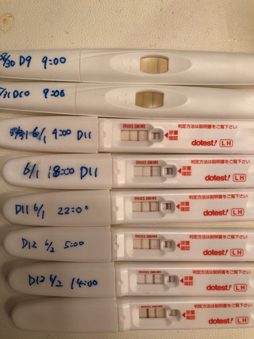 ブログ 排卵検査薬 妊娠した 排卵検査薬を使って妊娠した時の話。排卵日がずれてた?!着床時期の超初期症状などもご紹介。