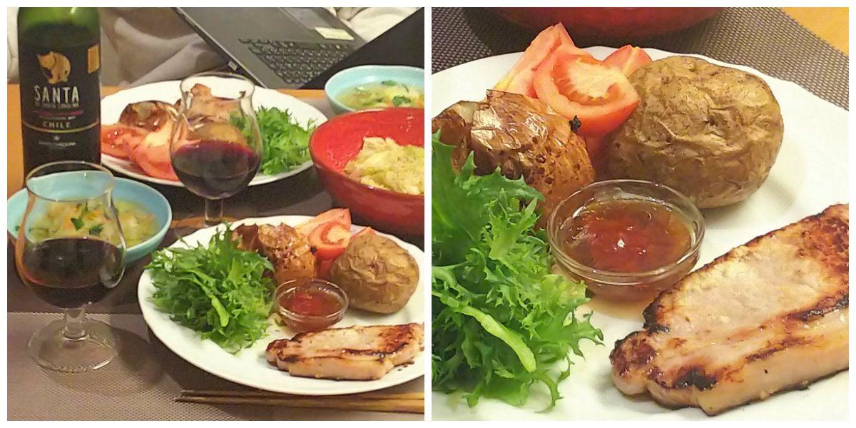 食卓_SH07M