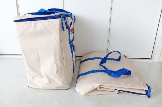 Costco Cooler Bag 2 1,798円也 コストコ  ショッピングクーラーバッグ 保冷