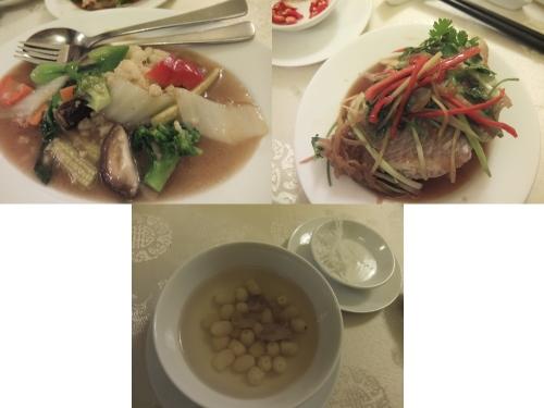 ナムフォン Nam Phuong ベトナム ハノイ 料理 総理大臣