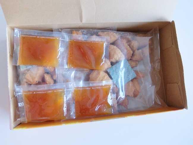 コストコで買った商品のレポ オレンジチキン 円 伊藤ハム パンダエクスプレス