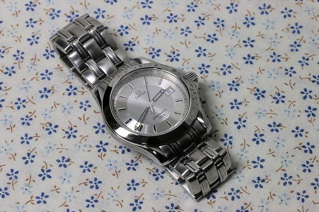 時計の研磨「傷取り」