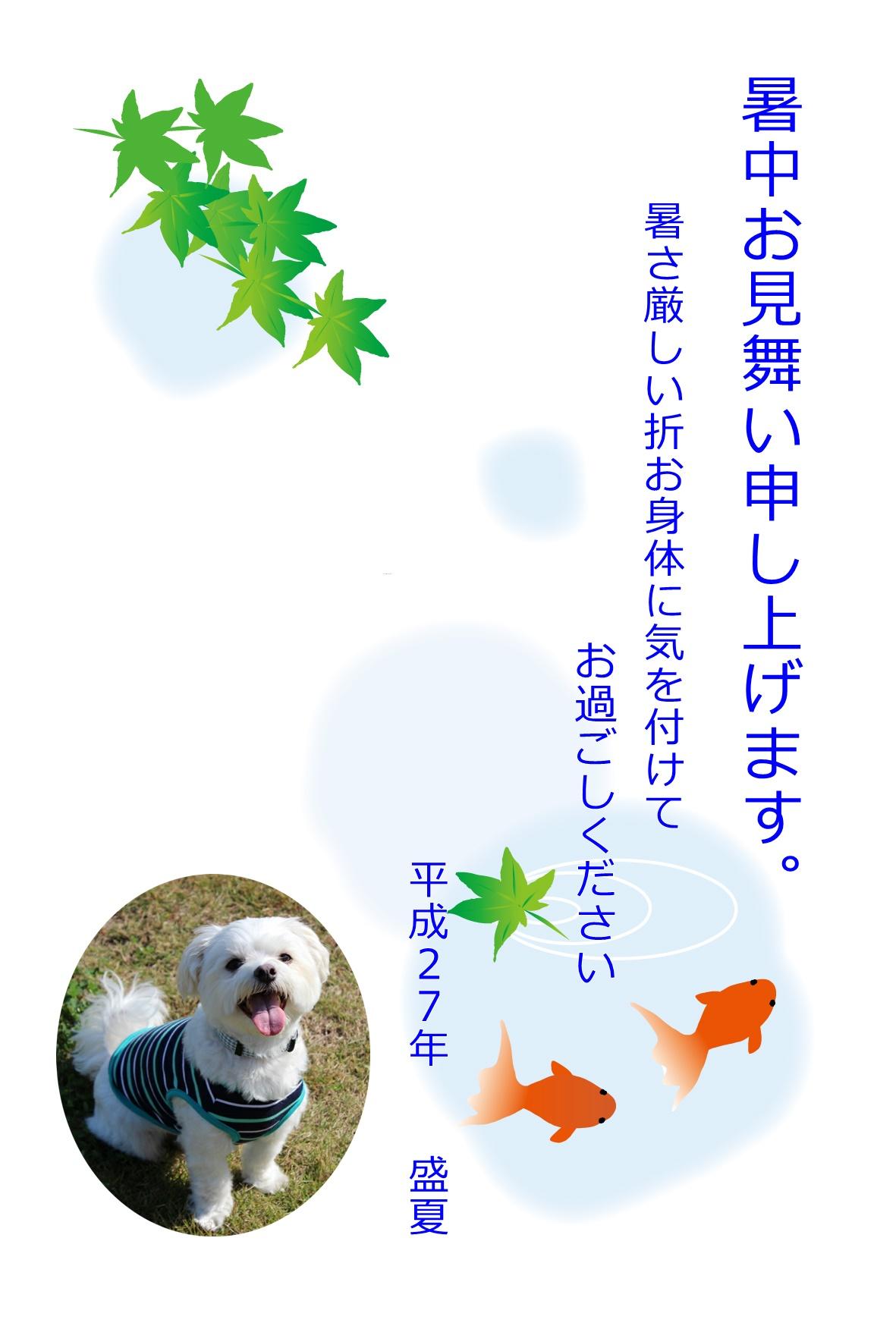 2015暑中お見舞い_ひっきー08さん