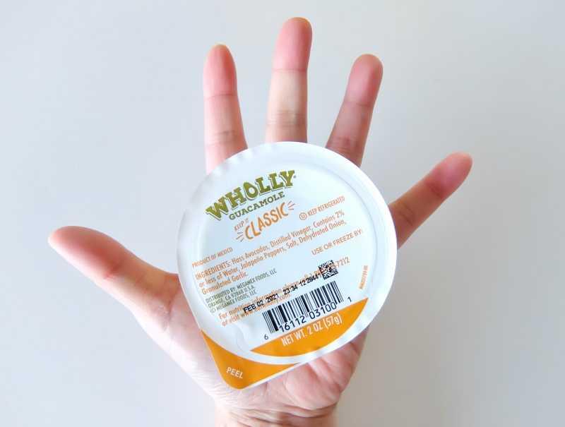 コストコで買った商品のレポ ブログ Wholly Guacamole 円 ワカモレ アボカド ディップソース